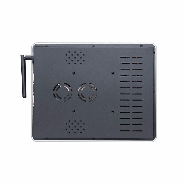 工控一体机10.4寸windows系统支持人脸识别多种应用安装方式4GB运行内存内置蓝牙wifi多点电容触摸自助查询机
