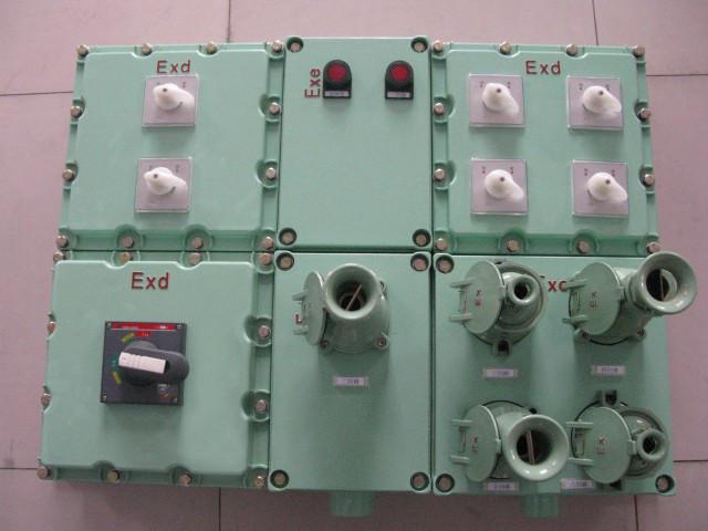供应燕舞BXX52系列防爆检修电源插座箱