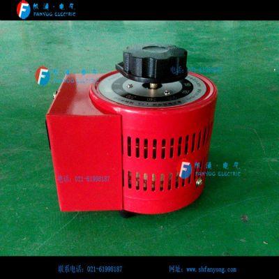 TDGC2交流调压器1KVA 调压器1000W 输入220V 0-250V可调 带插头 **