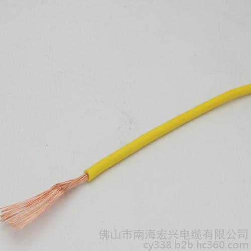 创一RV6平方铜芯线批发直销家装电线阻燃电线电缆插座线空调线