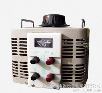 供应祥优TDG-7KVA单相隔离调压器