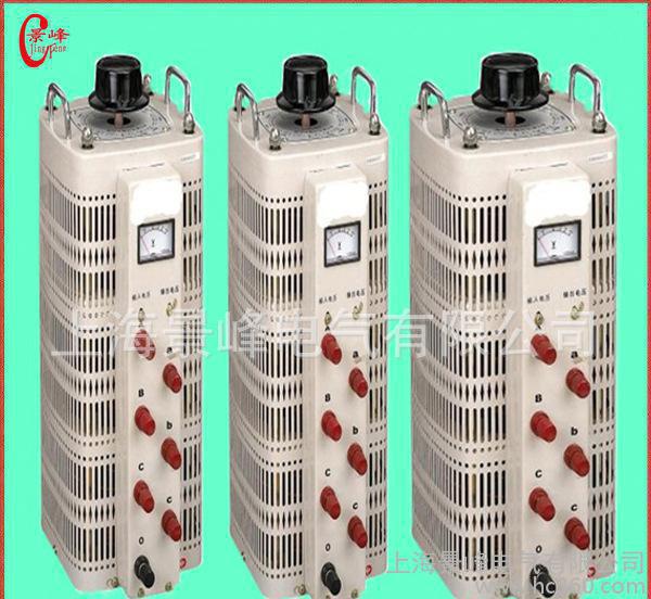 供应  TSGC2J  接触式自耦调压器