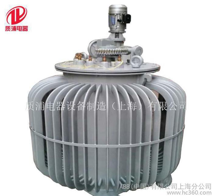 TSJA-100KVA三相油式感应式调压器
