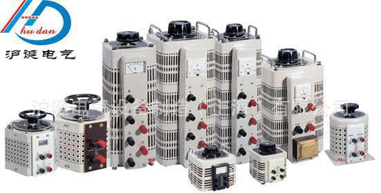 三相调压器 TSGC2J-15KVA 三相接触式调压器 0-600v可调