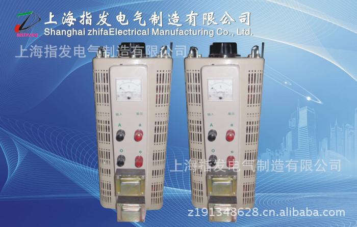TDGCZ-10KVA单相接触式电动调压器0-300V可调