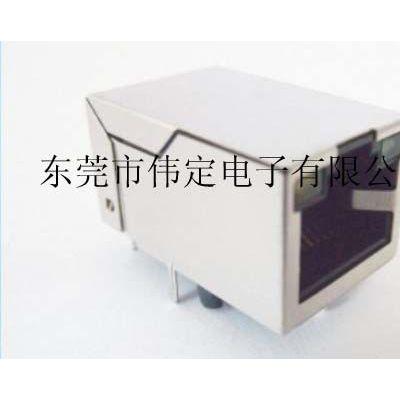 供应伟定WD-0203以太网RJ45百兆千兆接口