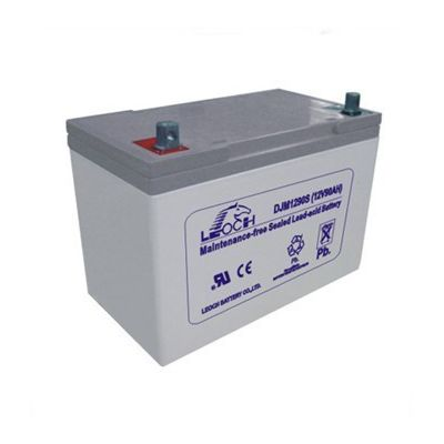 理士DJM1290 12V90AH免维护蓄电池 UPS/EPS应急电源电瓶直销