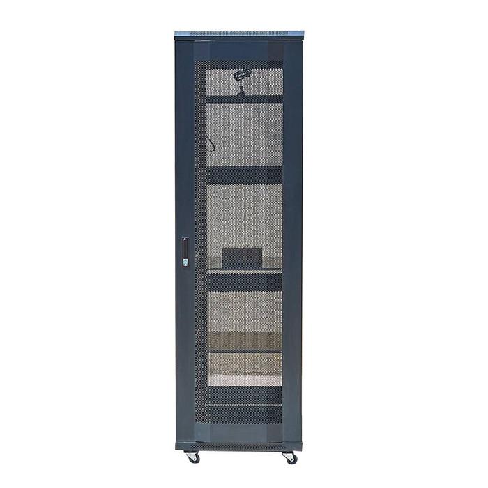 【华兴】网门  机柜1米18U 机柜  机柜   服务器机柜   服务器机柜价格
