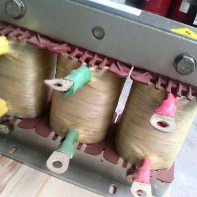 供应鹏豫SLK9V/25A调速器用三相单相输出(入)电抗器