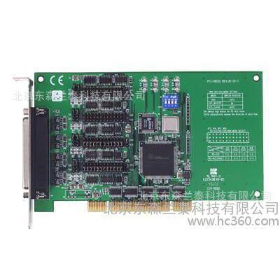 研华PCI-1612BU PCI通信卡,含浪涌保护