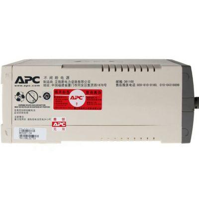 ** APC BK500Y-CH UPS不间断电源 防浪涌保护 300W 10分钟