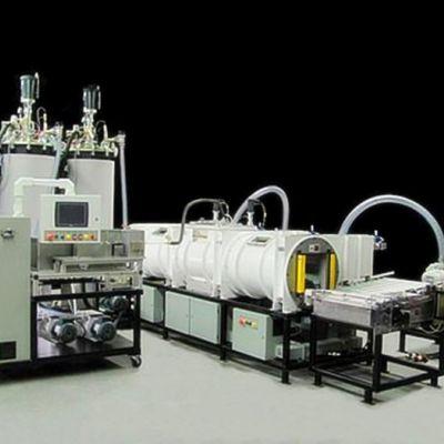AB双组份灌胶涂覆机 深隆STT135 PCB线路板喷涂设备 CCD视觉检测定位系统 COB面光源围坝点胶机 光纤涂覆机