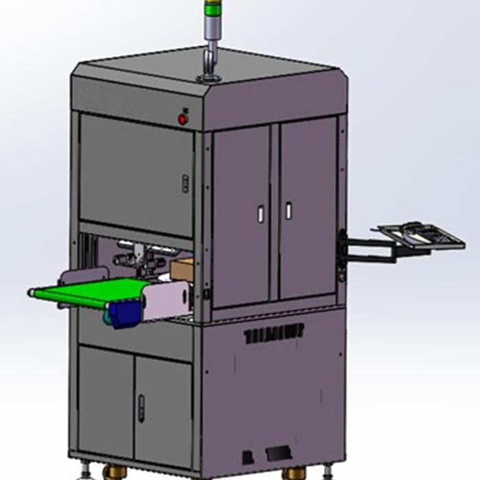 北京深隆STJ1139 机器视觉定位与导引系统 CDD自动检测机 在线高精度智能化检测技术 日照自动检测,自动组装
