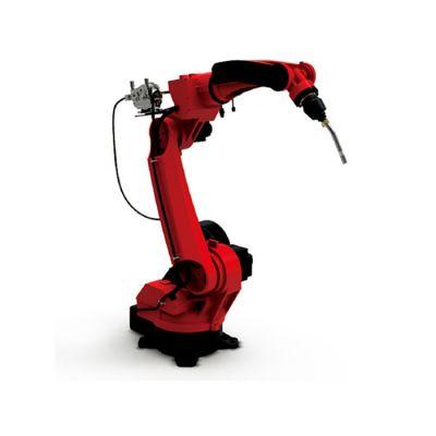 越达科技供应上下料六轴工业机器手 焊接机器人 焊接机器人控制系统批发厂家