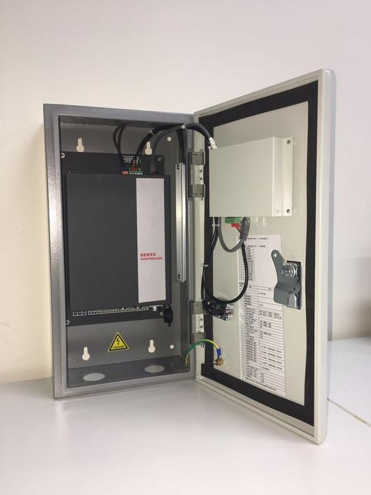 高速卷帘门伺服控制系统1500W PE500B 工业门伺服控制系统