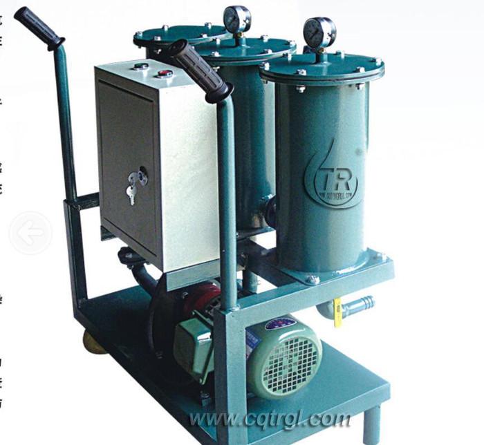 YL-B手推式油过滤机,带压力保护装置,过滤加油抽滤净油