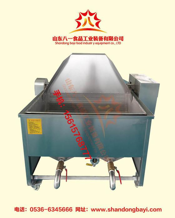 直销 扎鸡爪供应油炸机 自动控温配有漏电保护装置