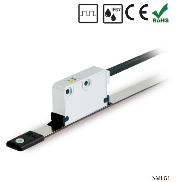 LIKA线性编码器 磁栅尺读数头 SME21-SME22