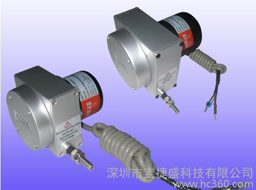 拉绳编码器/拉强电子尺 MPS-S-950MM-P