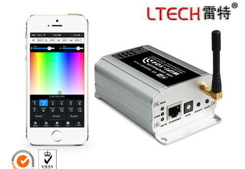 雷特-WIFI-104 WIFI控制系统 手机控制器APP控