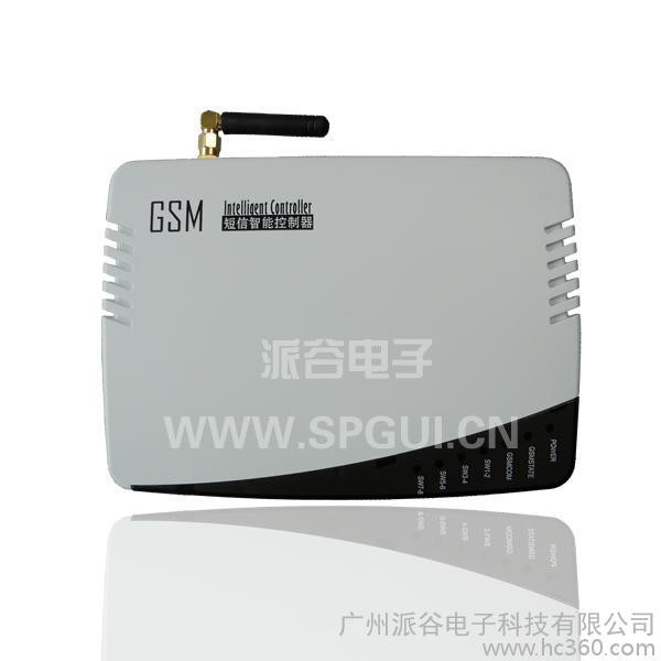 供应广州派谷电子短信 空调远程控制器RACC-GSM 空调控制器 分体空调控制器