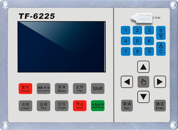 乾诚TF6225 光纤切割控制卡 混合切割控制卡 运动控制系统