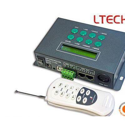 dmx512控制器 LT-800 led控制系统 580种灯