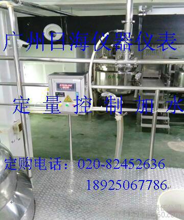 广州日海RHYB-H2L1T1K3V0定量灌装设备系统 广州定量加水控制系统