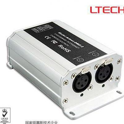 雷特artnet控制器灯带灯条DMX以太网络控制系统Artn