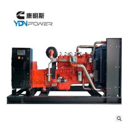 伊达能康明斯动力120kw垃圾厂废气处理沼气发电机