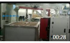 00:28 大型电器 纸箱在线捆扎打带包流水线