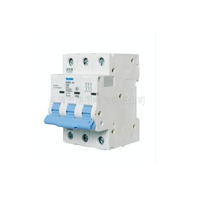 上海良信电器股份有限公司NDB2断路器一级代理商