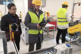"""再传捷报!重庆建筑工程职业学院""""工业机器人操作与运维""""职业技能等级证书考试全员通过!"""