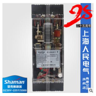 上海人民电气 DZ15LE-40T/290/390/490塑壳断路器(透明)