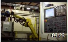 03:23 看看中小企业如何使用全自动化的工业机器人