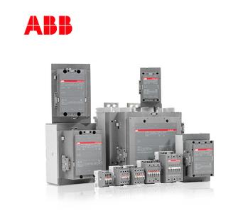 ABB交流接触器A系列95A3P三极1开1闭线圈电压400V50Hz厂家直销