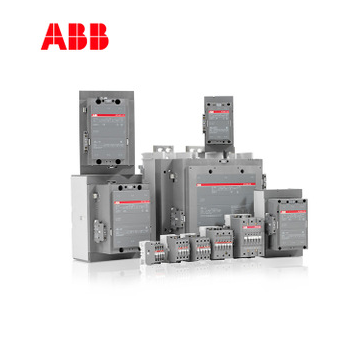 ABB交流接触器A系列110A3P三极1开1闭线圈电压220V50HZ厂家直销