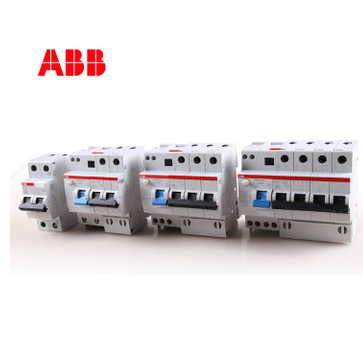 ABB断路器GSH200系列40A漏电保护开关2P双极GSH202 AC-C40/0.03