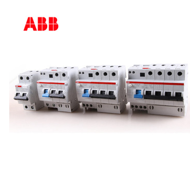 ABB断路器GSH200系列32A漏电保护开关1P+NGSH201 AC-C32/0.03