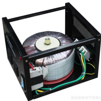 大功率自耦变压器 220v转110v 5000W 可调电压电源转换连接器