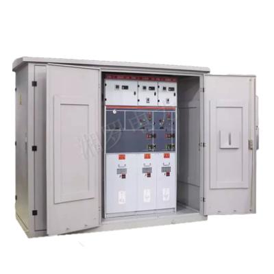 来图定制SF6紧凑型全绝缘全密封共箱式15KV充气柜 计量柜成套电气