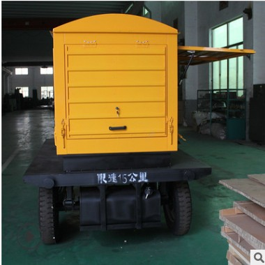 潍坊潍柴50KW防雨移动电站/拖车 50千瓦R4105ZD全铜小型发电机组