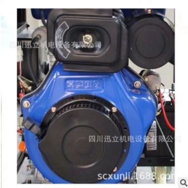 5KW6.5KW8KW柴油发电机组 移动开架户外小型发电机家用 单三相全