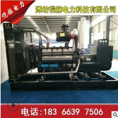 上柴柴油发电机400kw 400kw柴油发电机 厂家定制上海系列发电机组