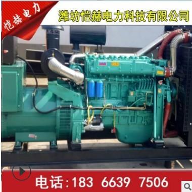 发电机200kw柴油发电机组 潍柴动力柴油机 200KW全铜 发电机组
