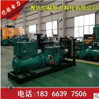 批发小型潍柴系列50KW千瓦柴油发电机组 全铜电机 全国联保