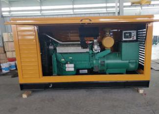 厂家供应50千瓦发电机组 室外防雨罩工厂备用 200千瓦柴油型