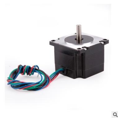 J-5718HB1401混合式57步进电机扭矩0.64Nm高40.5mm步进马达包装机