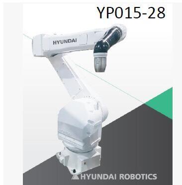韩国进口 现代机器人喷涂机器人 HYUNDAI YP015-28 15KG