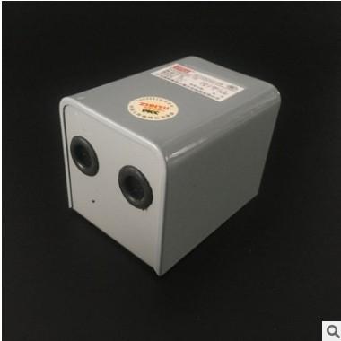 正宇HY2(K03)-15A铁壳倒顺开关30A 60A三相电机正反转换到顺开关